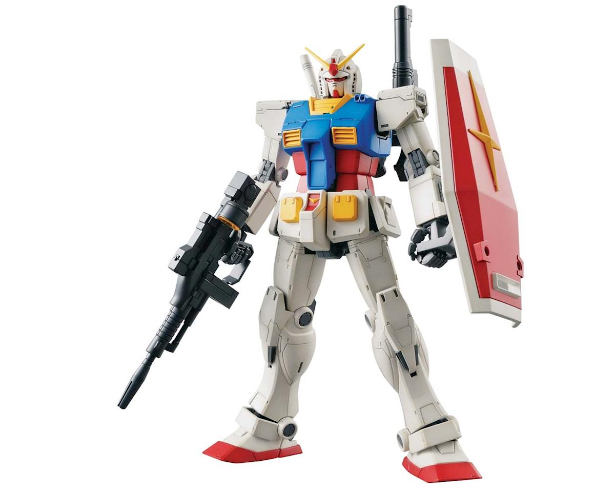 216898 1/100 RX-78-02 GUN The Origin Spec Ed MG by Bandai