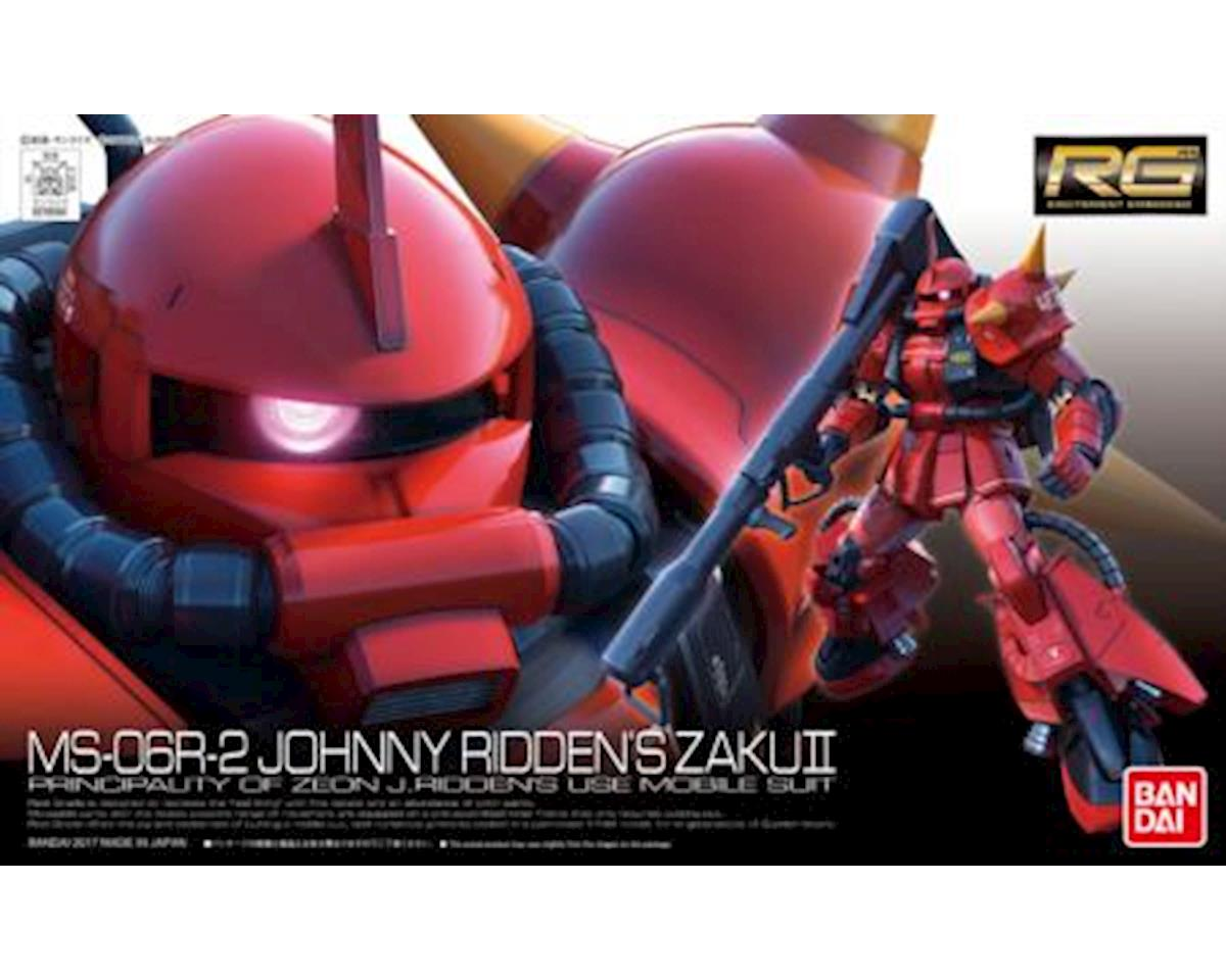 219594 1/144 MS-06R-2 Johnny Ridden's Zaku II Mobile Su by Bandai