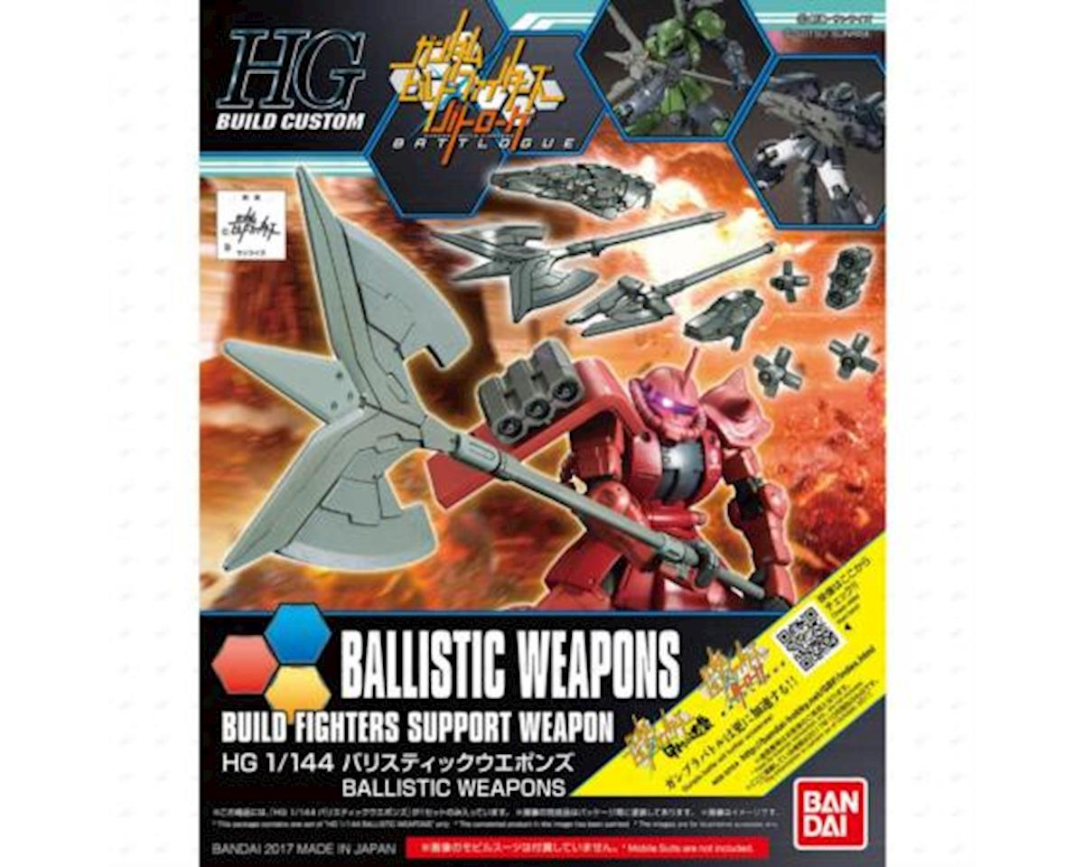 Bandai 219760 1/144 Ballistic Weapons Gundam Build Fighters HG