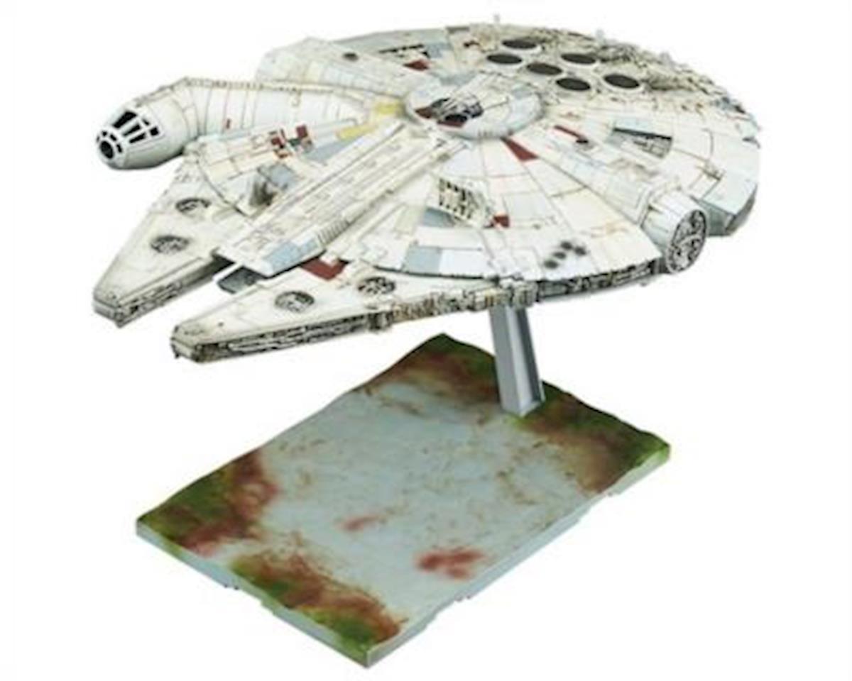 Bandai 219770 1/144 Millennium Falcon SW Last Jedi BAN
