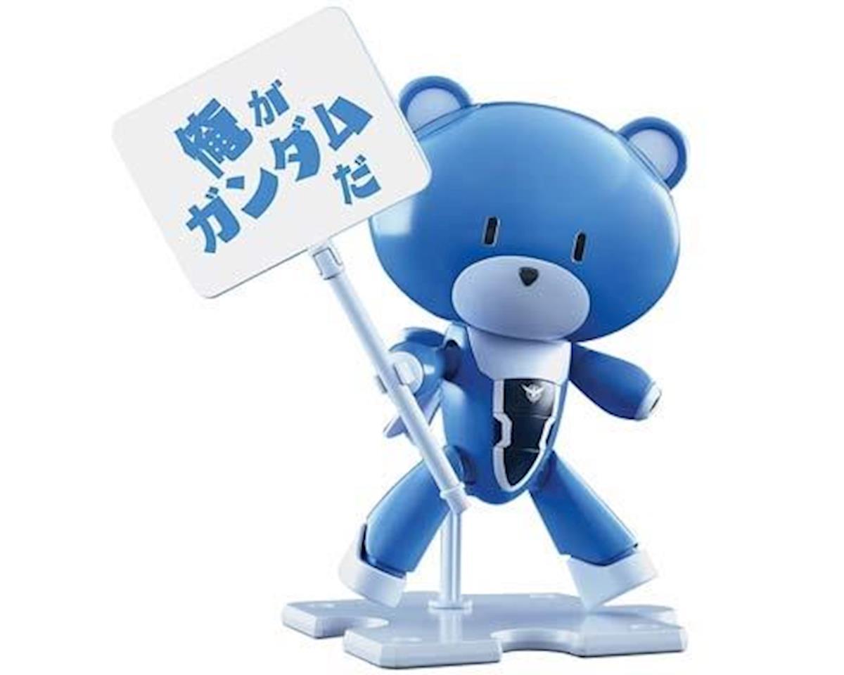 Bandai 220700 1/144 Petit'gguy Setsuna F Seiei Blue/Placard