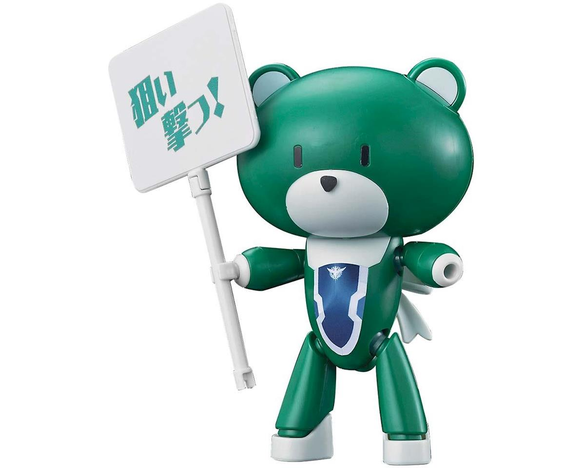 Bandai 220707 1/144 Petit'gguy Lockon Stratos Green/Placard