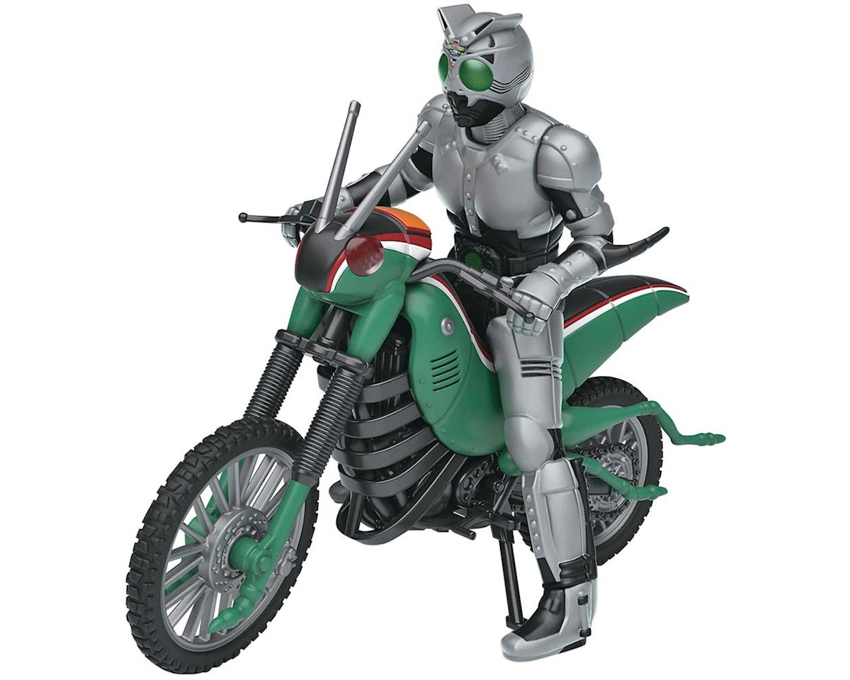 Bandai 221053 Kamen Rider Series Battle Hopper/Shadow Moon Kam
