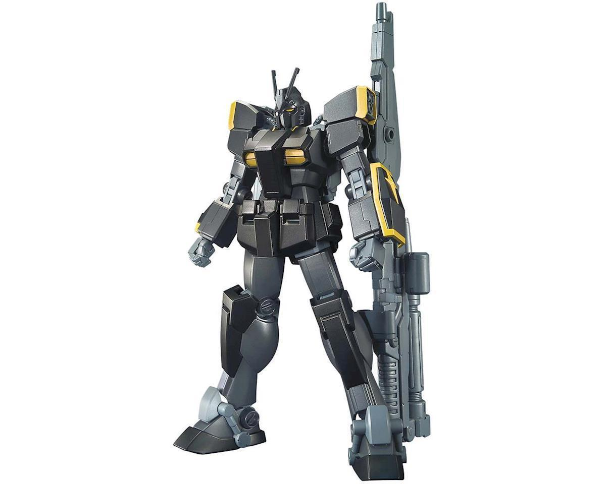 Bandai Gundam Lightning Black Warrior Build Fight