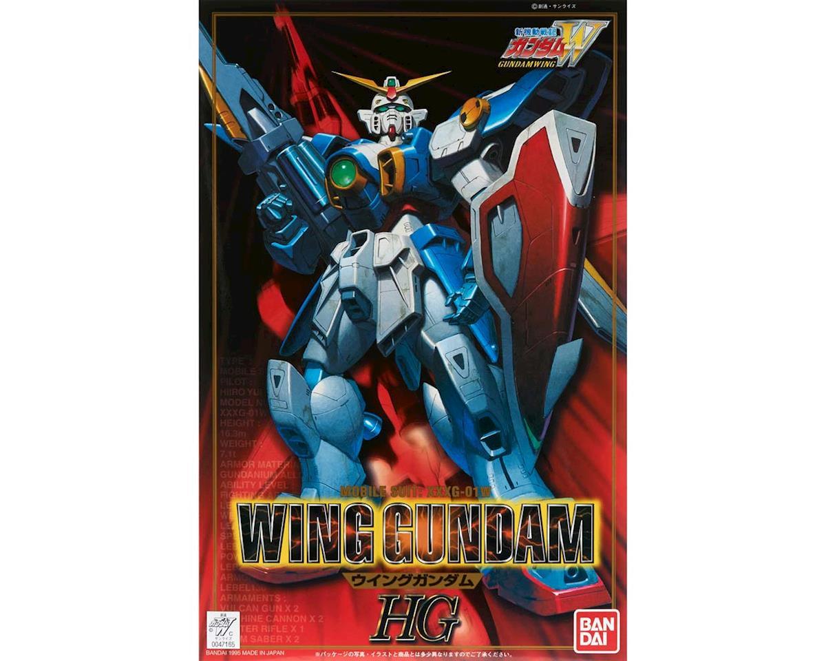 Bandai Hg 1:100 Wing Tv Ver