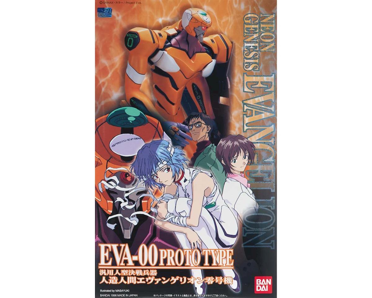 Bandai #3 Eva-00 Proto Type, Bandai Evangelion