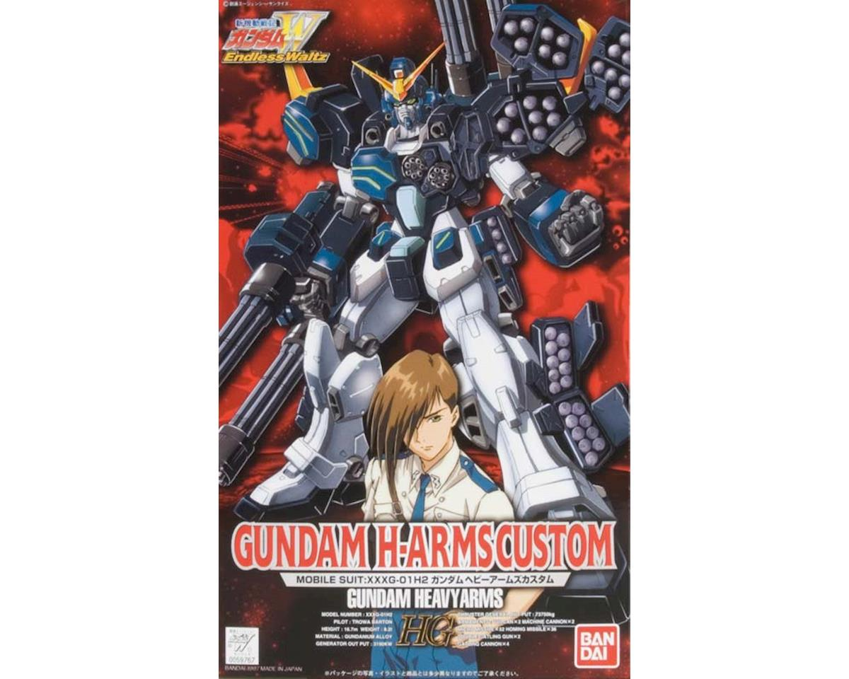 Models  1/100 Hg Endless Waltz Series: 04 Gundam Heavy Arms by Bandai