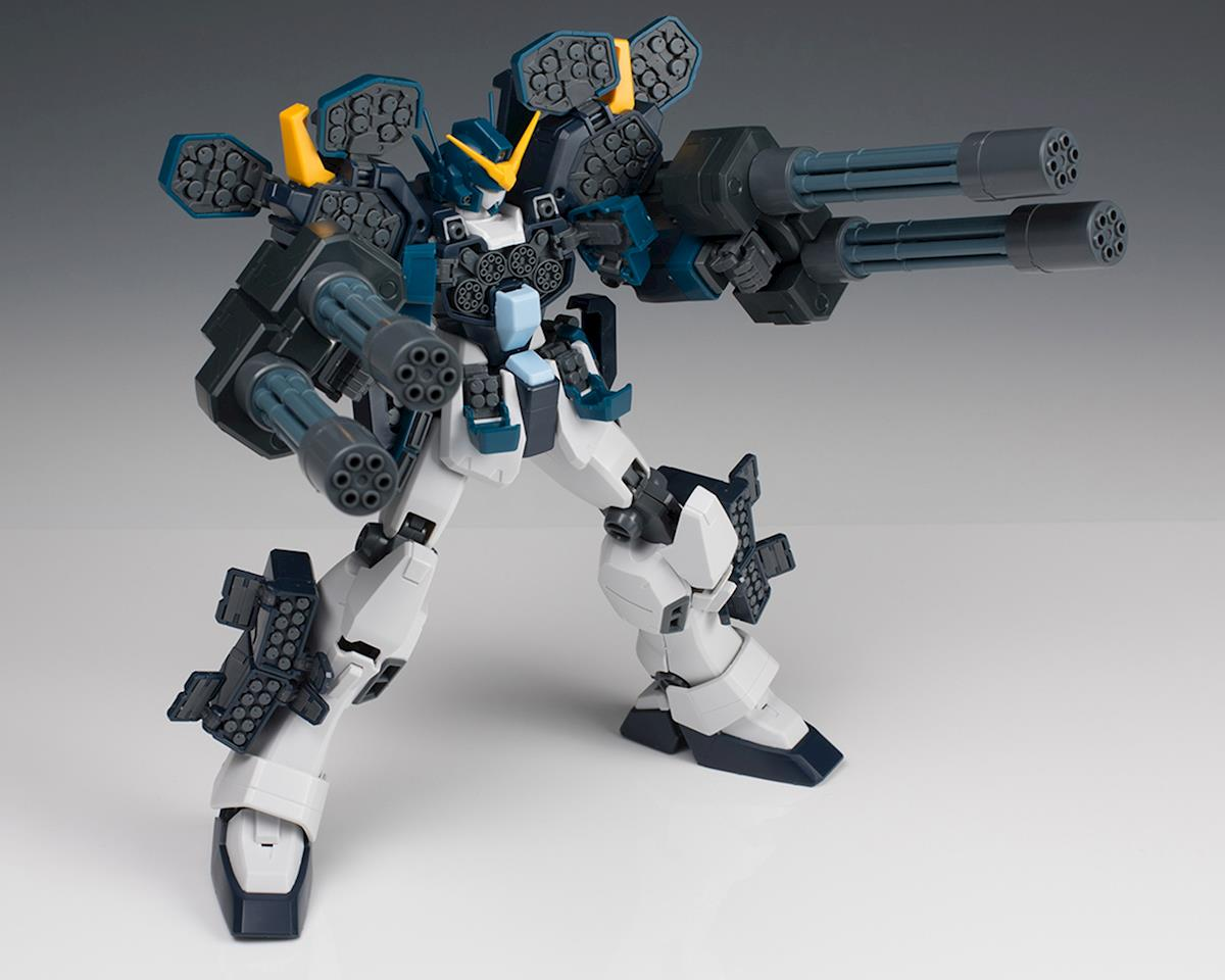 H-Arms Custom Gundam EW-03 1/144 Hi Grade Action Figure Model Kit by Bandai