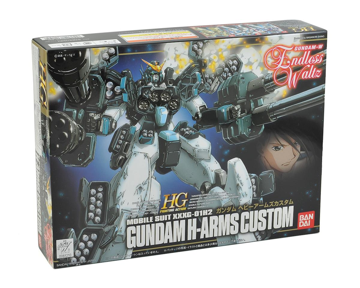 Bandai H-Arms Custom Gundam EW-03 1/144 Hi Grade Action Figure Model Kit