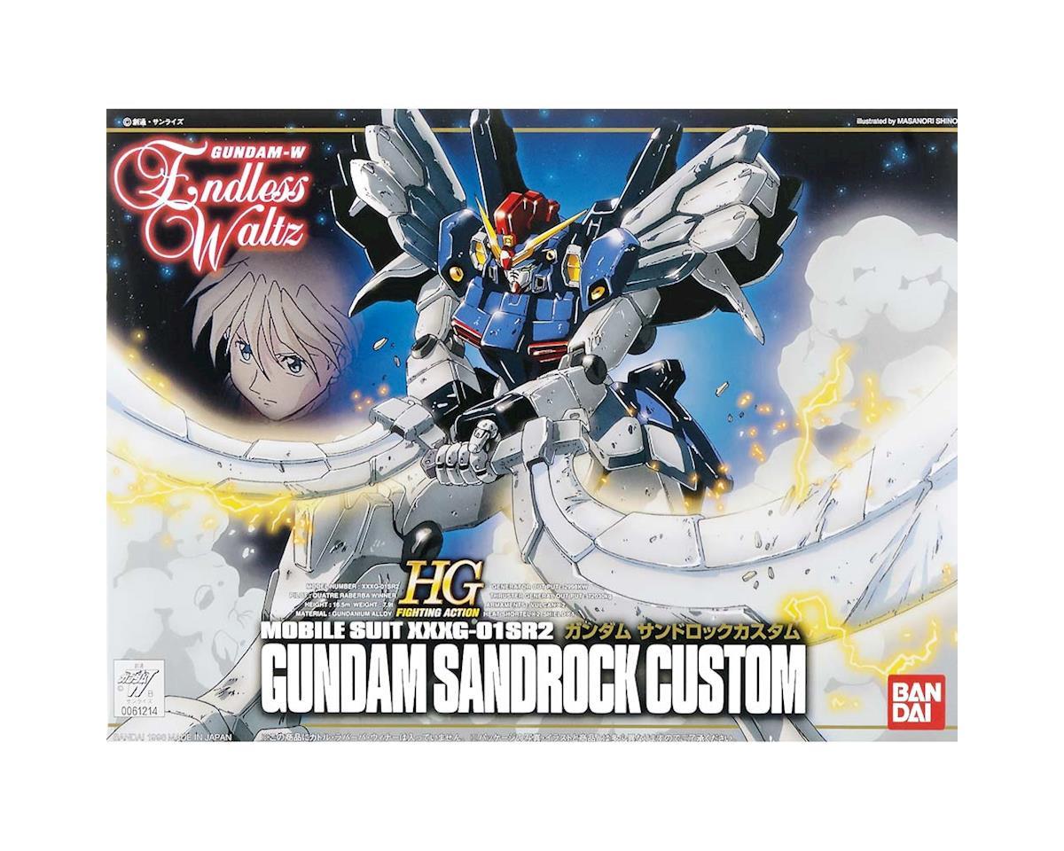 61214 1/144 Gundam Sandrock Custom HG by Bandai