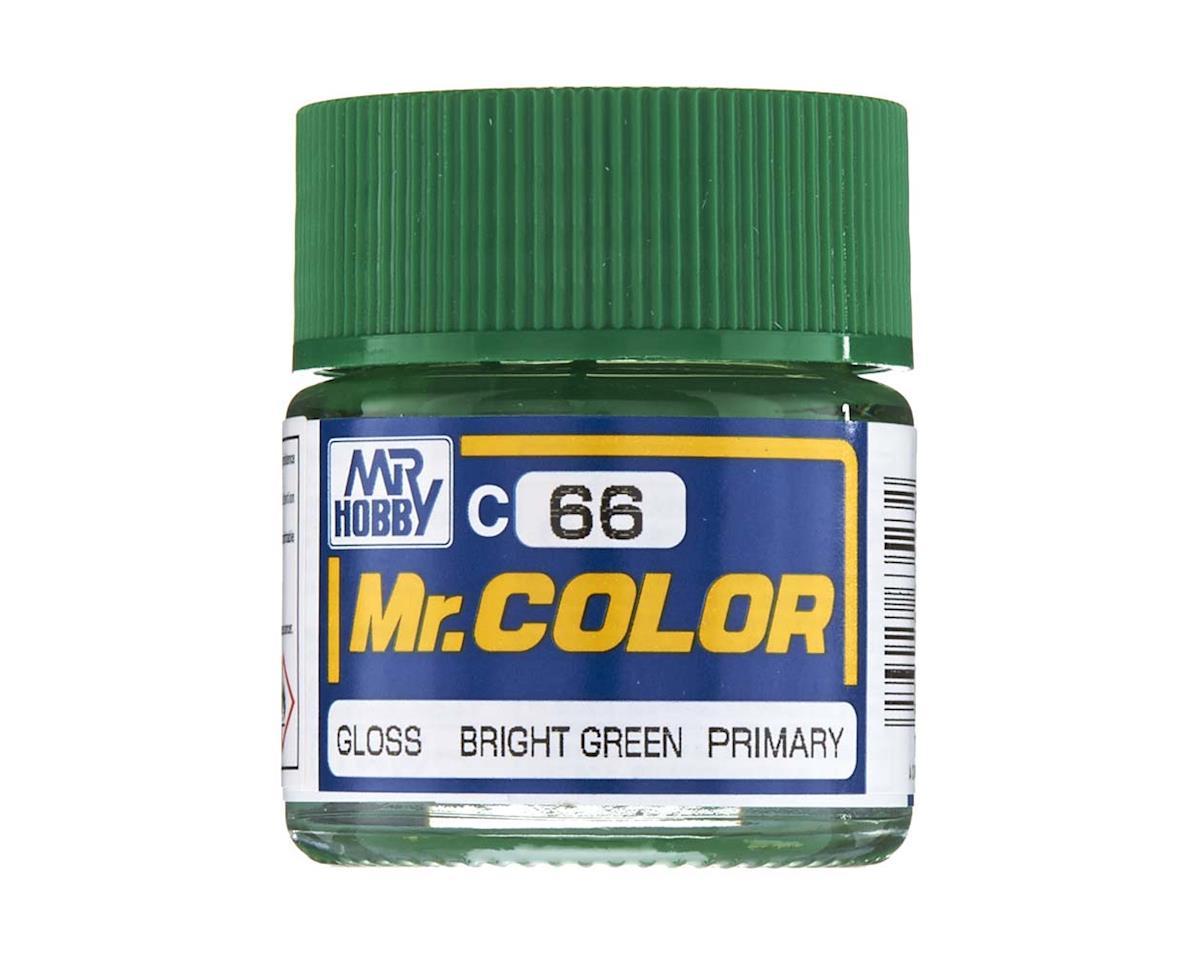 GNZ-C66 Gloss Bright Green 10ml by Bandai