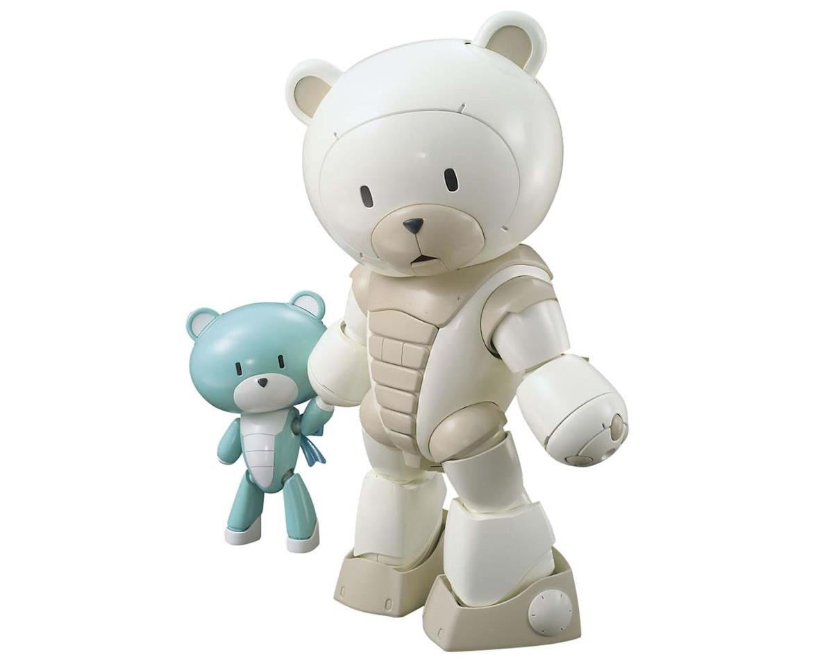 Bandai Spirits HGBF 1/144 BEARGUY F FAMILY | alsopurchased