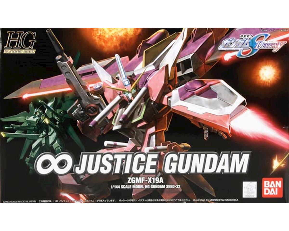 Bandai Spirits 1/144 #32 Infinite Justice Gundam HG