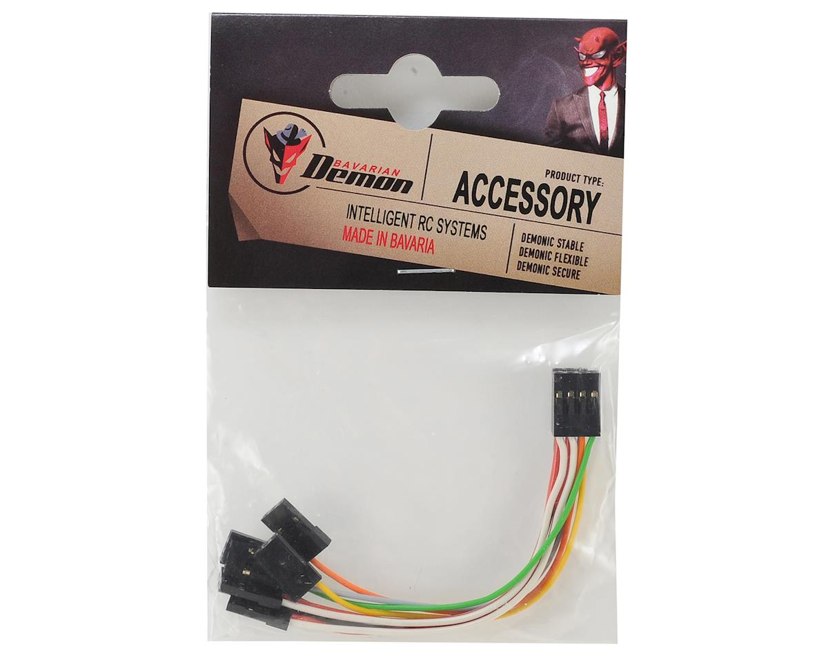 Bavarian Demon 3X/3SX Cable Harness (90mm)