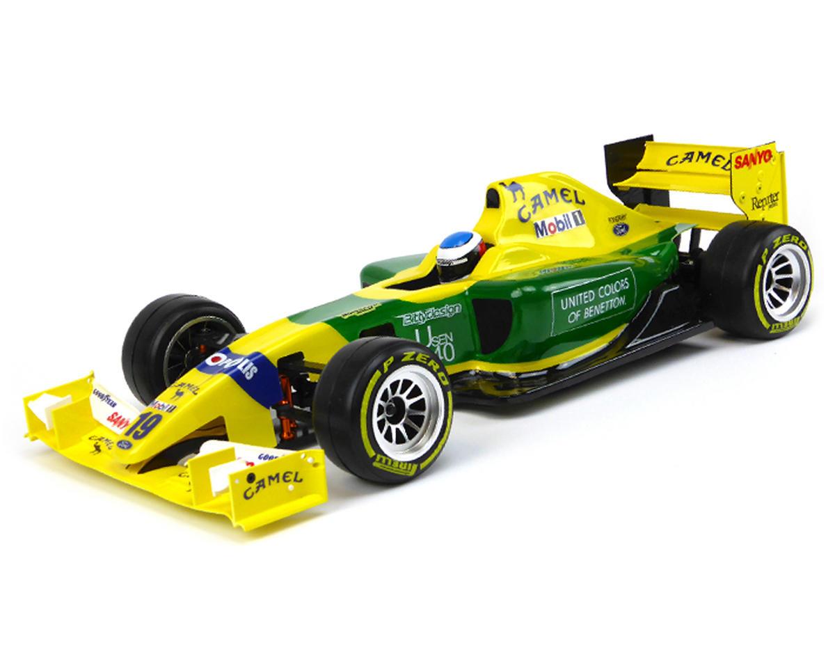 "Bittydesign ""Type-6C"" 1/10 F1 Body (Clear)"