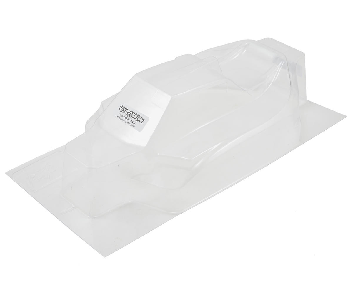 """Force"" XRAY XB9 1/8 Buggy Body (Clear) by Bittydesign"