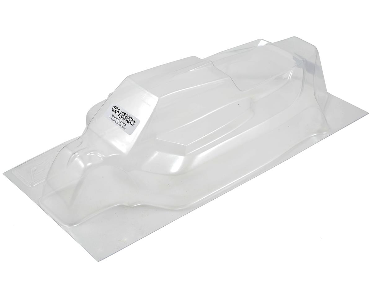 """Force 2.0"" TLR 8IGHT 2.0/3.0 1/8 Buggy Body (Clear)"