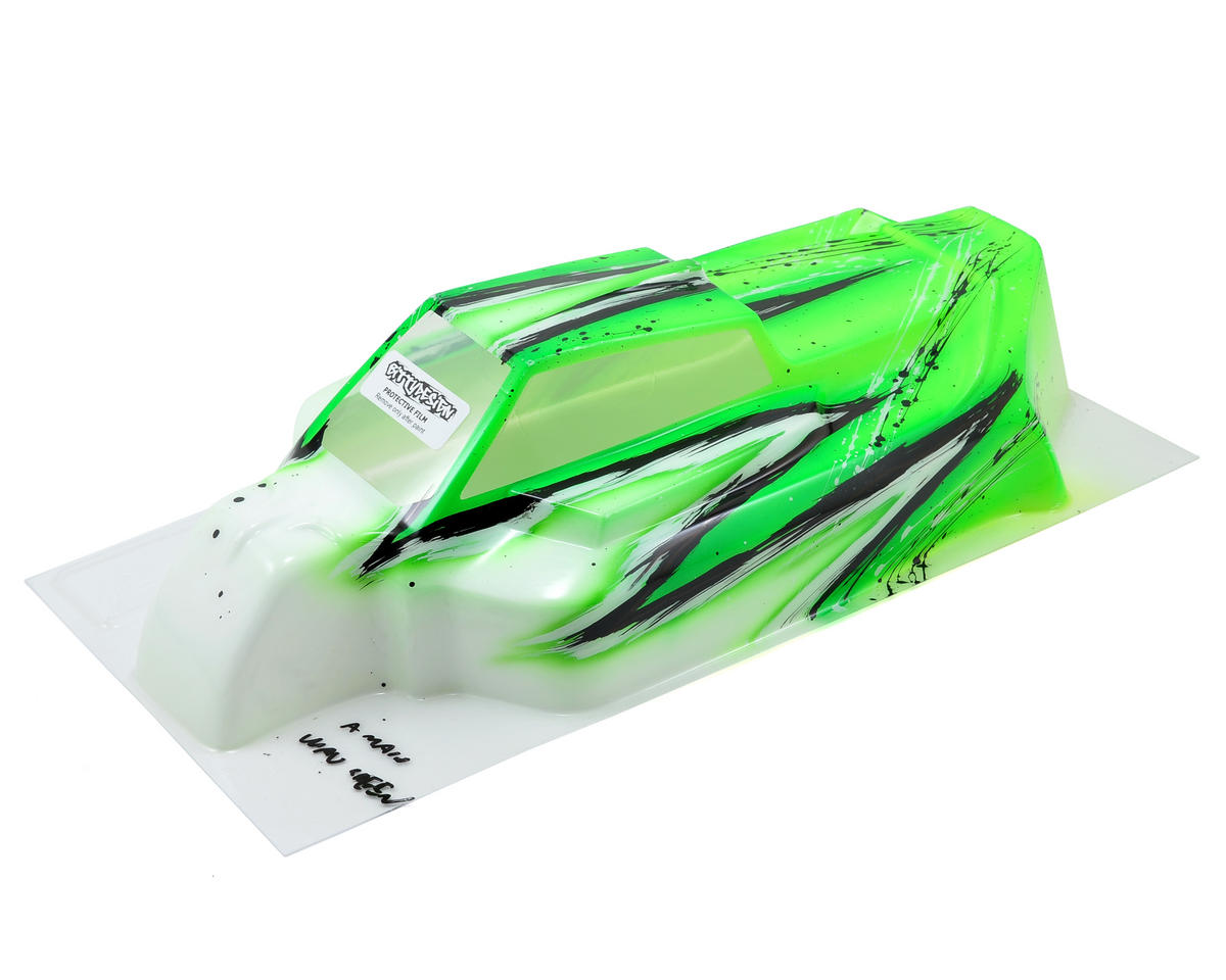 Bittydesign Force 2.0 8IGHT 2.0/3.0 1/8 Painted Buggy Body (Wave/Green)