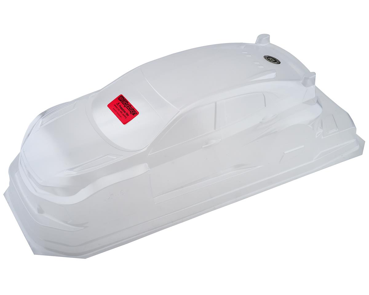 Bittydesign HC-F FWD Touring Car Body (Clear) (190mm) (XRAY T4F)