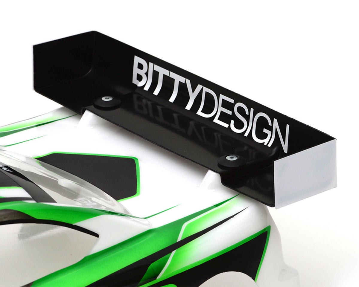 "1mm Hard ""Ultra Charge"" Touring Car Wing (190mm) by Bittydesign"