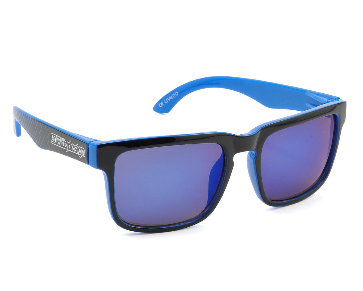 "Claymore Collection Sunglasses (Blue ""Ocean"") by Bittydesign"