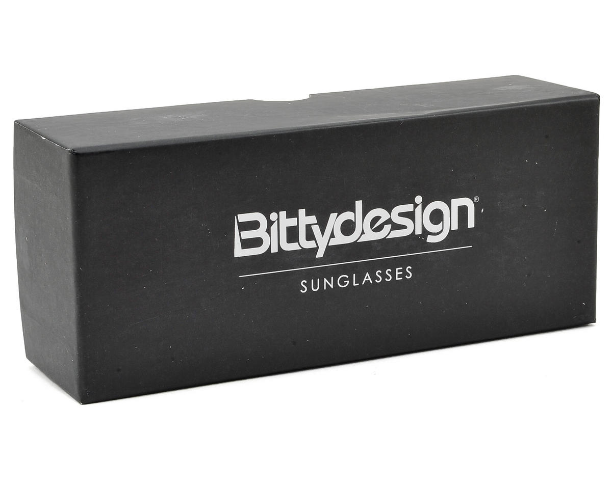 "Bittydesign Claymore Collection Sunglasses (White ""Race"")"