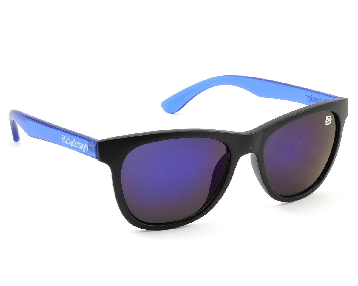 "Bittydesign Venice Collection Sunglasses (Blue ""Future"")"