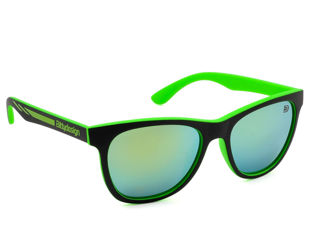 "Bittydesign Venice Collection Sunglasses (Green ""Pure"")"