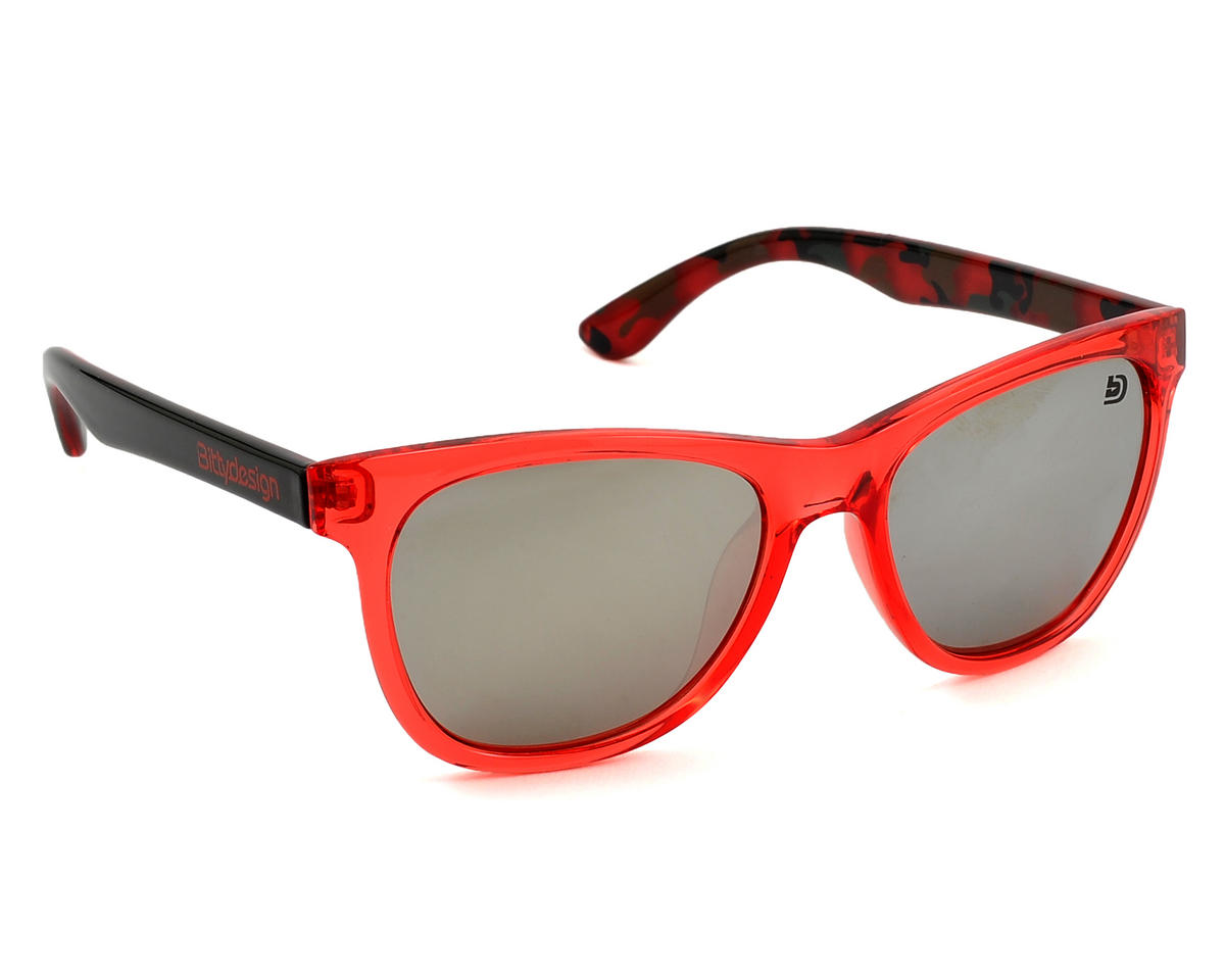 "Bittydesign Venice Collection Sunglasses (Red ""Passion"")"