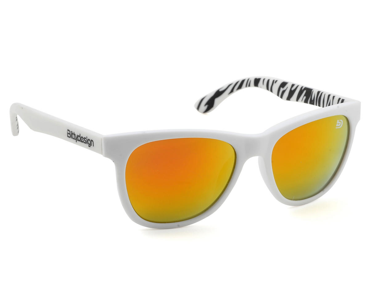"Venice Collection Sunglasses (White ""Savana"") by Bittydesign"