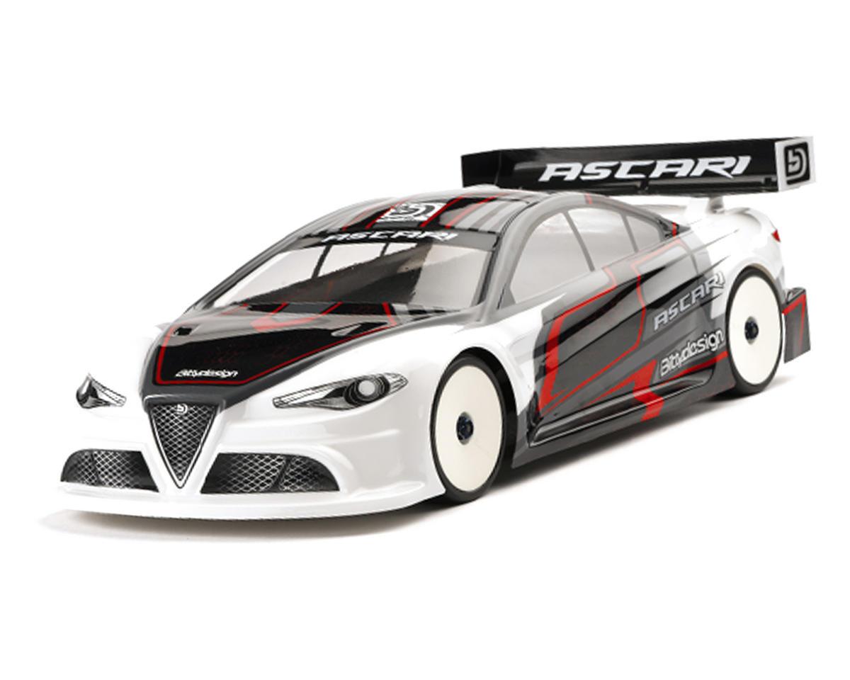 Bittydesign Ascari 1/10 Touring Car Body (Clear) (190mm) (Lightweight)
