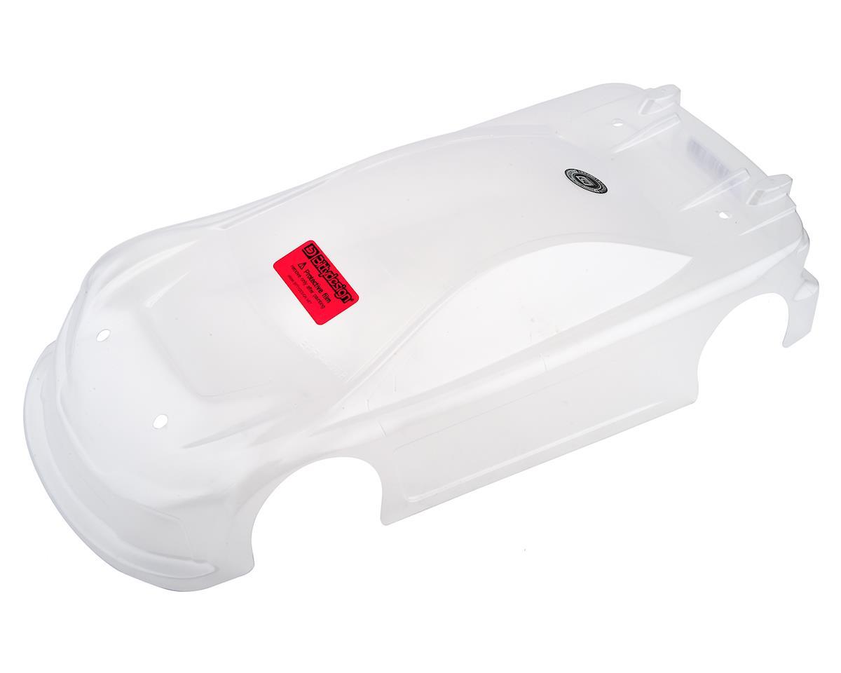 Bittydesign JP8 Pre-Cut 1/10 Touring Car Body (Clear) (Infinity IF14)