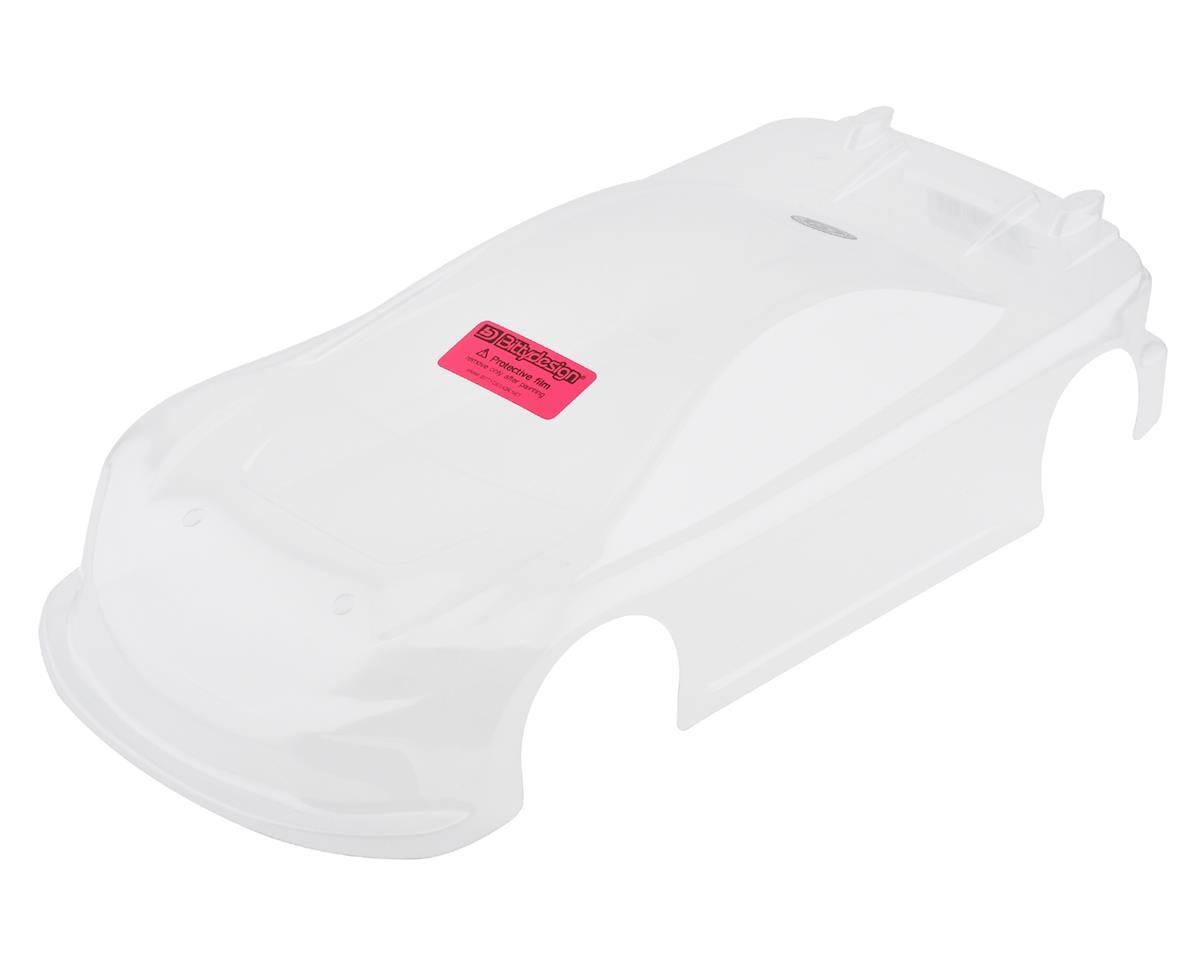Bittydesign JP8 Pre-Cut 1/10 Touring Car Body (Clear) (XRAY T4 17/18)