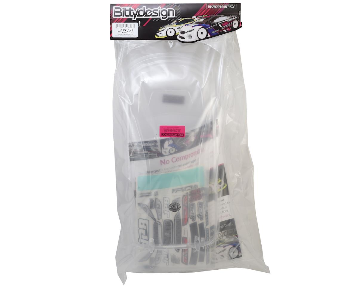 Bittydesign JP8 1/10 Touring Car Body (Clear) (190mm) (Light Weight)