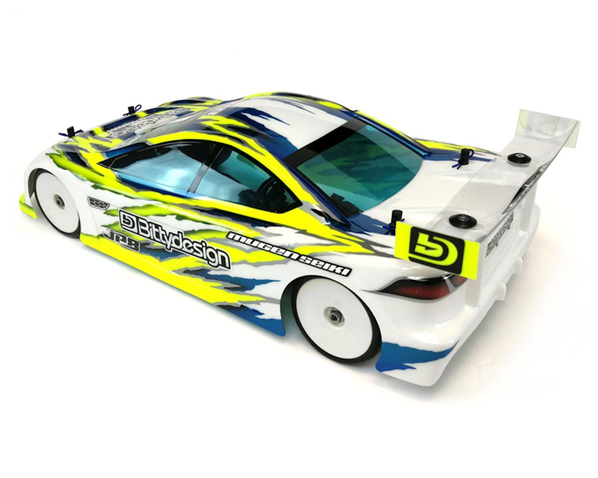 Bittydesign JP8 1/10 Touring Car Body (Clear) (190mm) (Light Weight)