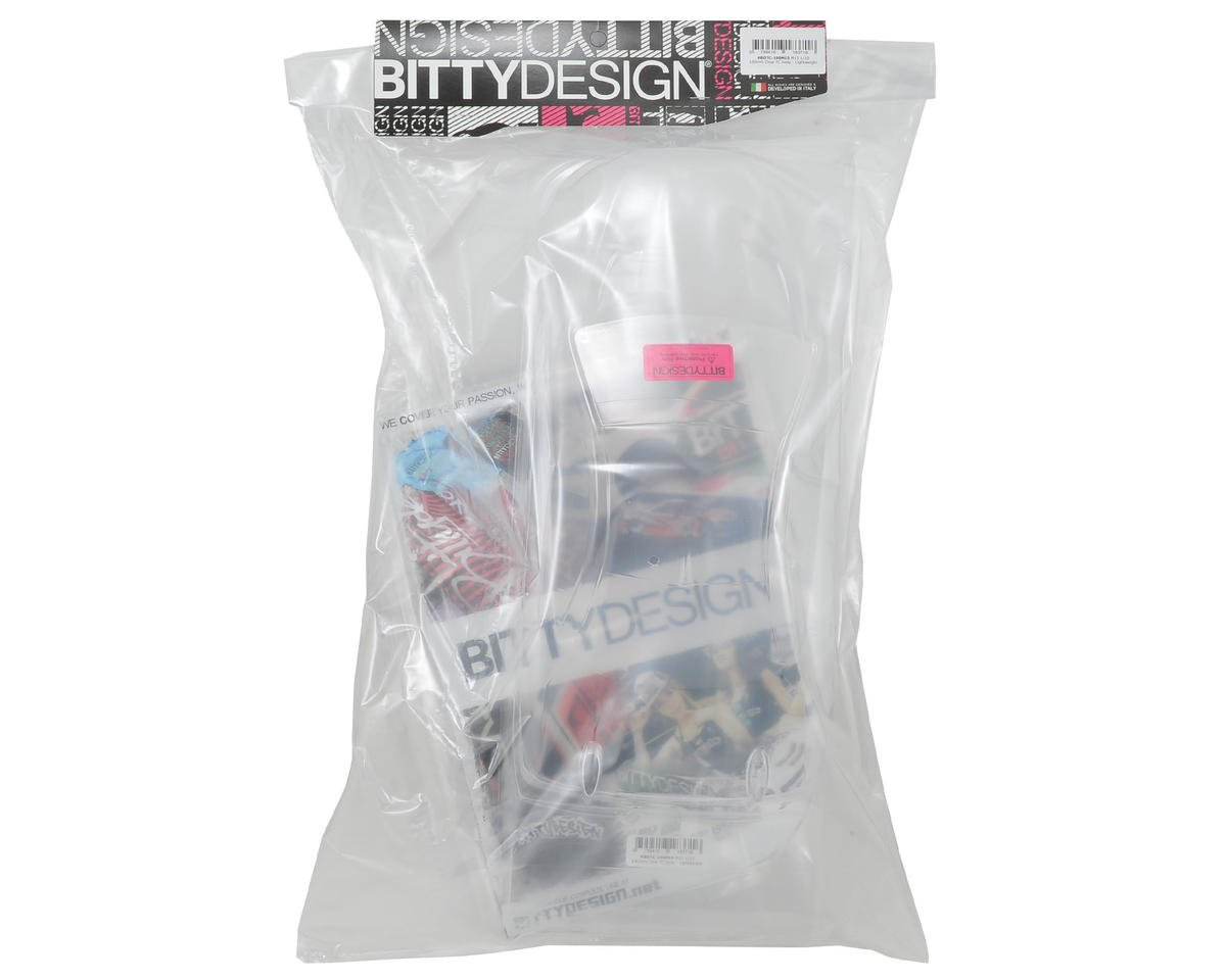 Bittydesign M15 EFRA Spec 1/10 Touring Car Body (Clear) (190mm)