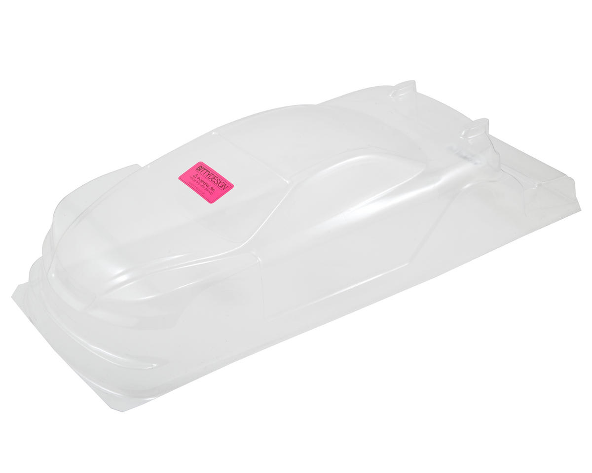 "Bittydesign ""Nardò"" EFRA Spec 1/10 Touring Car Body (Clear) (190mm)"