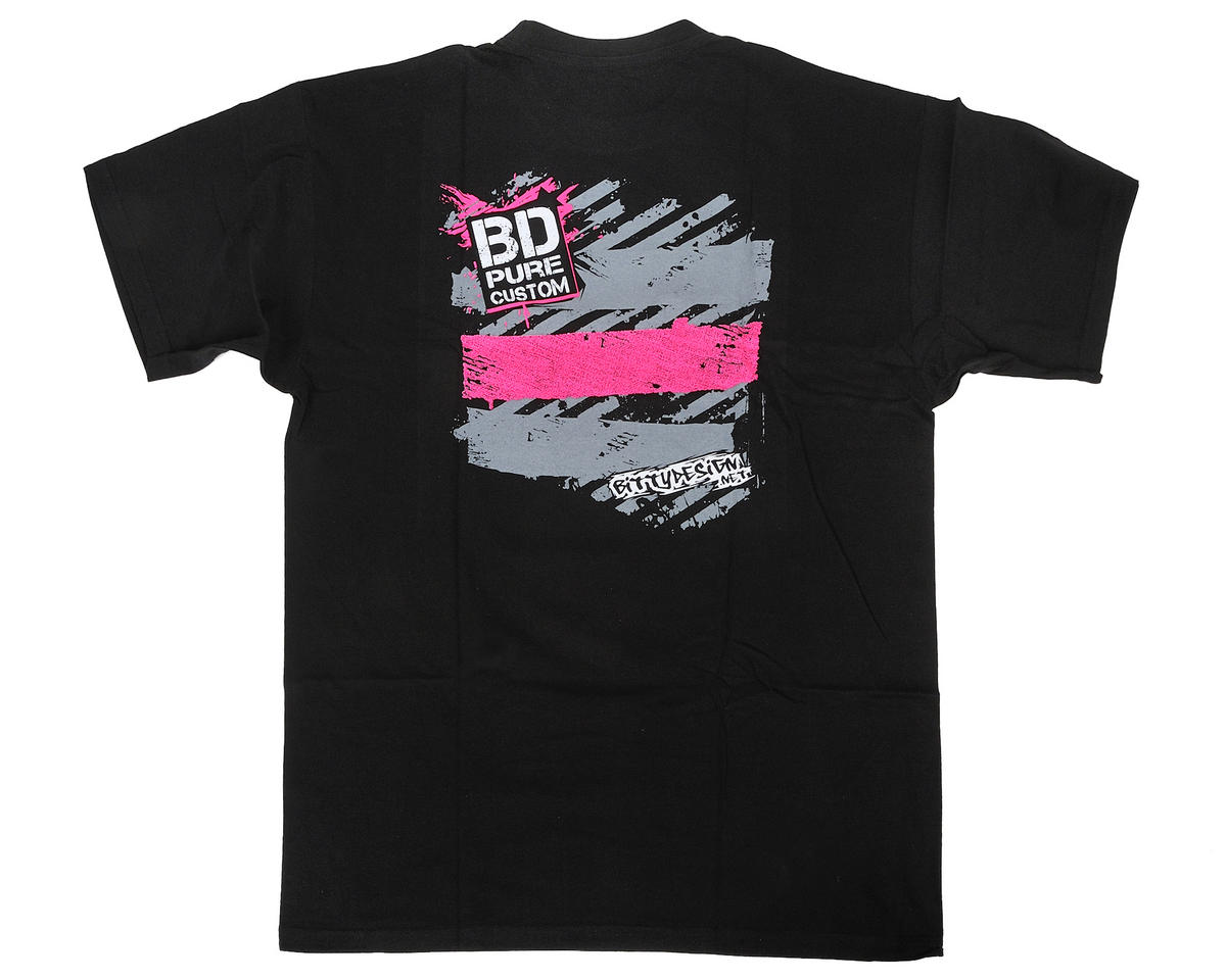 "Bittydesign ""Skratch"" Black 2013 Collection T-Shirt"