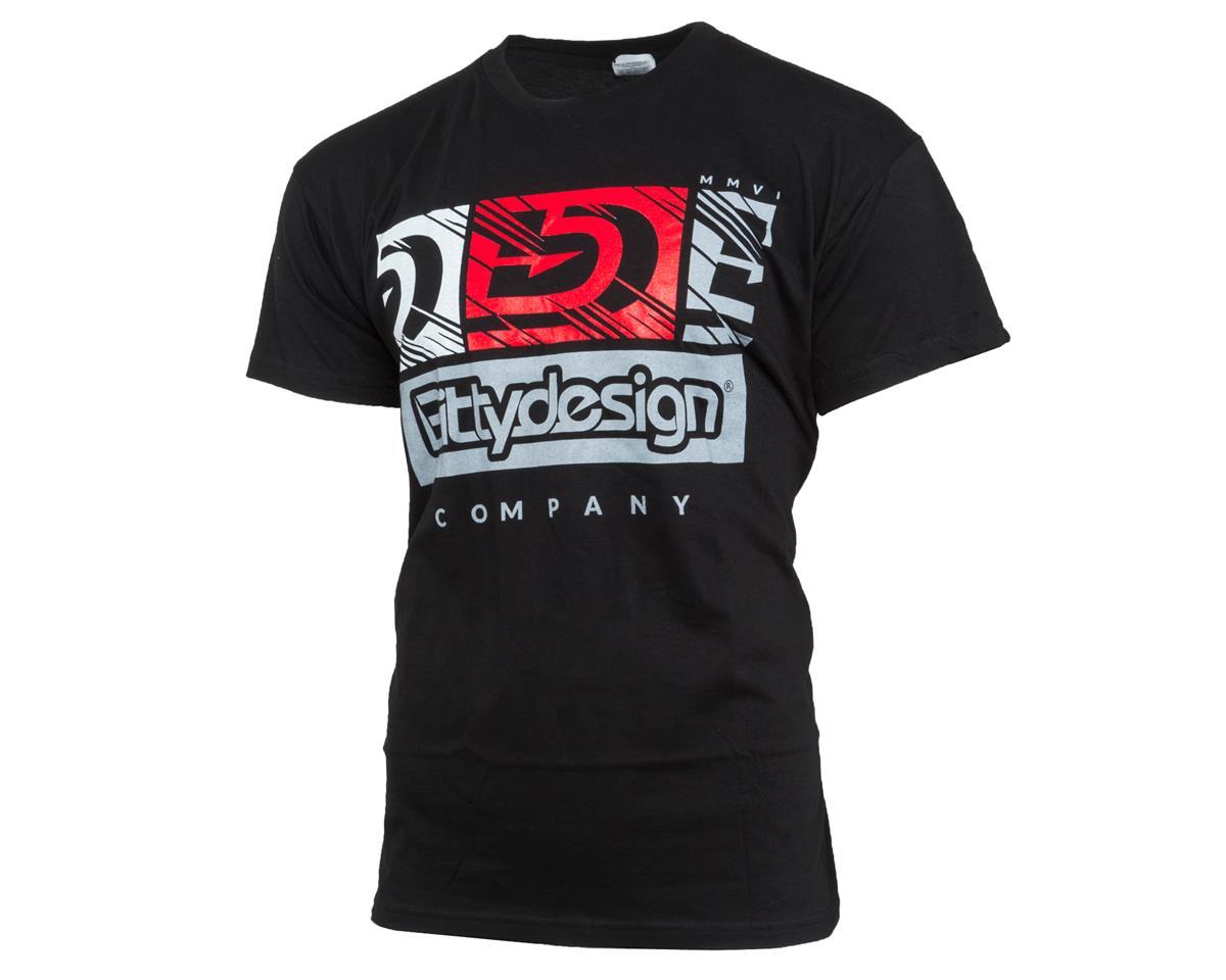Bittydesign V2 Factory T-Shirt (Black) (L)