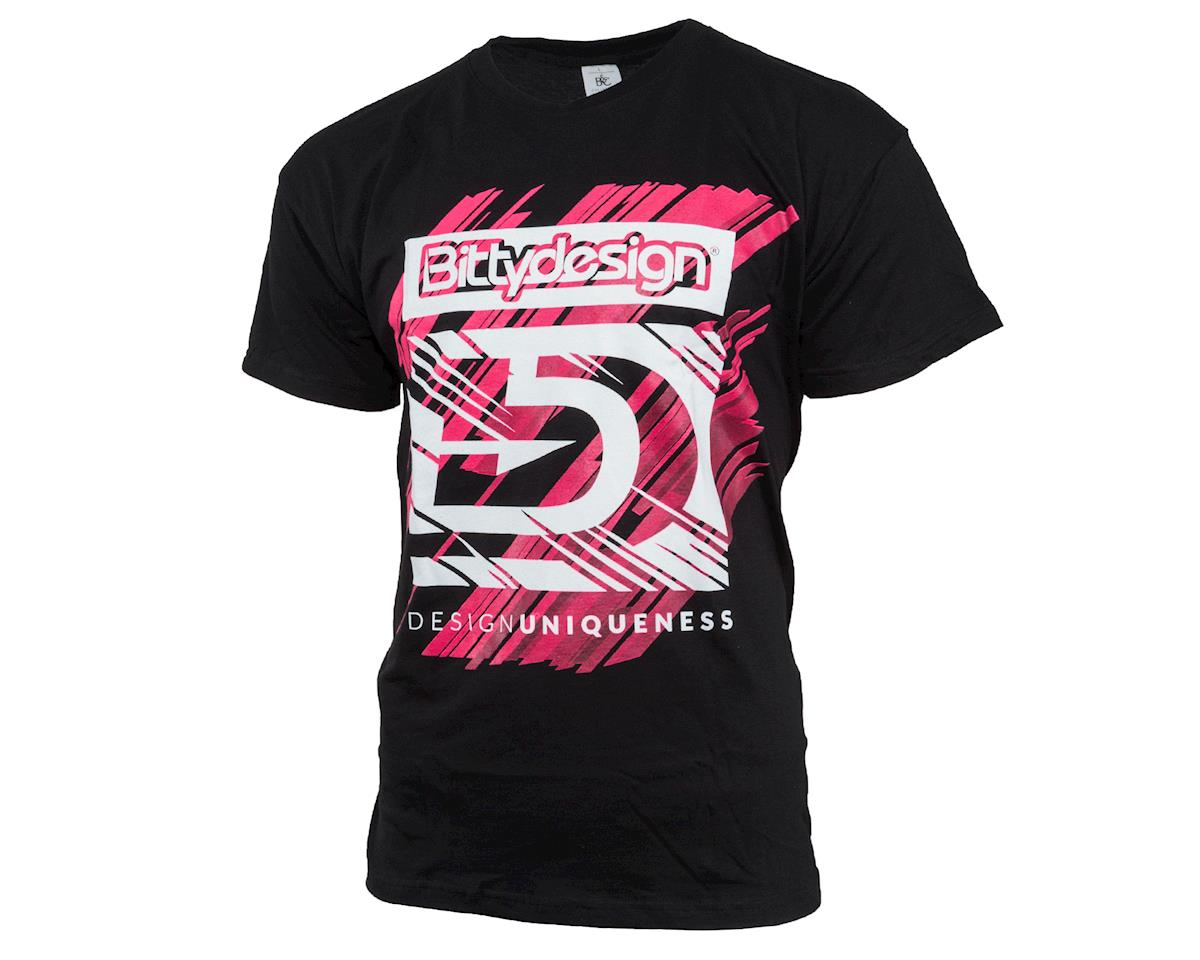 Bittydesign V4 Company T-Shirt (Black) (L)