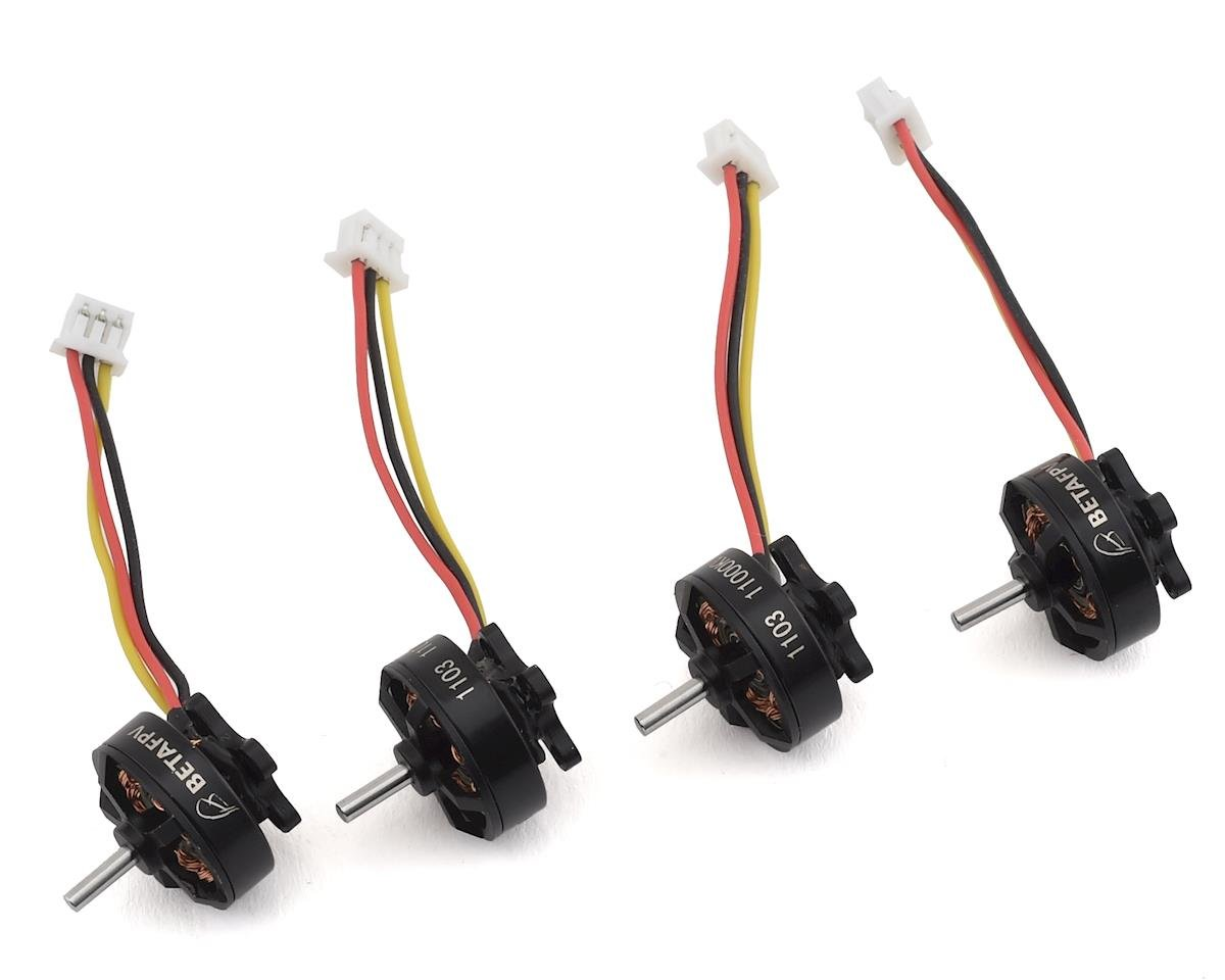 BetaFPV 1103 11000kV Brushless Motors (4)