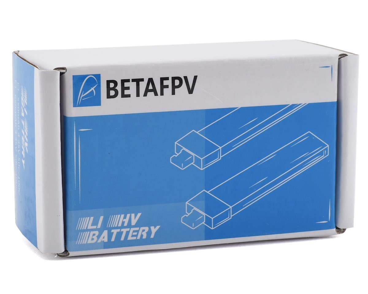 BetaFPV 1S 50C LiHv Battery (3.8V/650mAh) (4) (PH2.0)