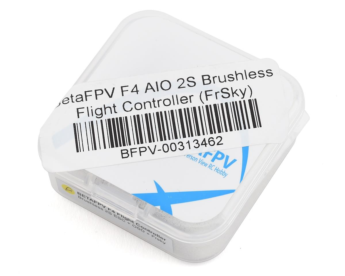 BetaFPV F4 AIO 2S Brushless Flight Controller (FrSky)