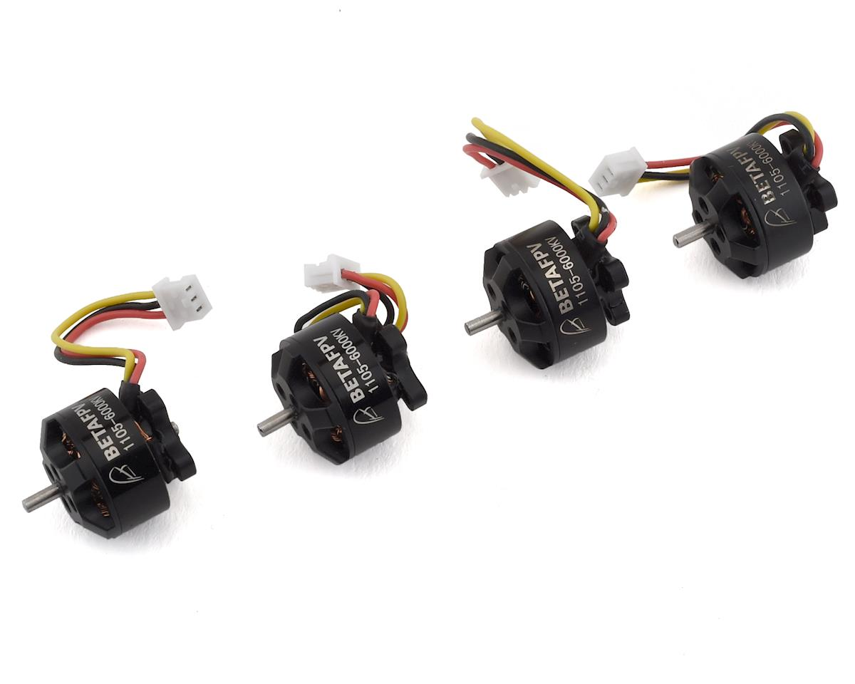BetaFPV 1105-6000kV Brushless Motors (4)