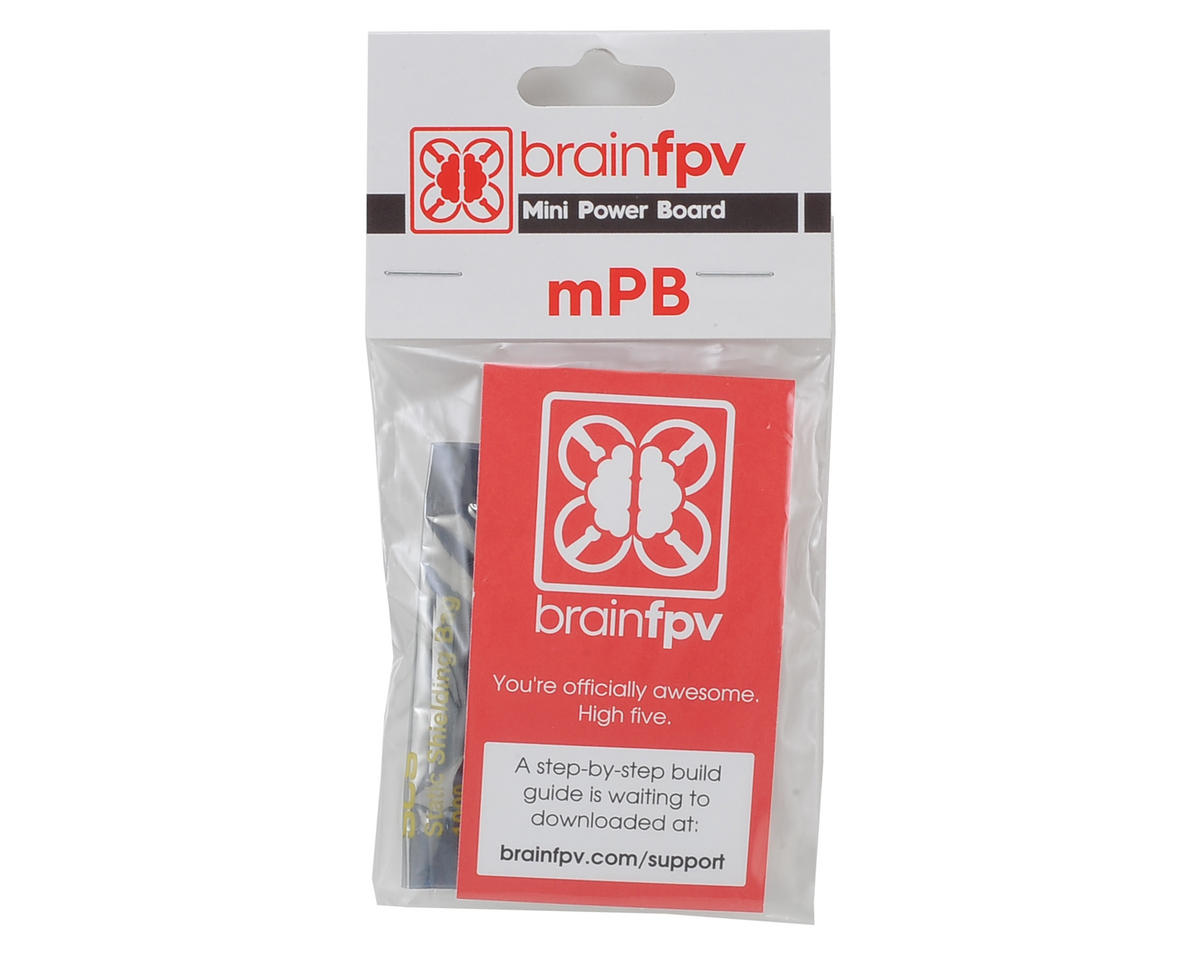 BrainFPV Racing Edition 1 Mini PDB