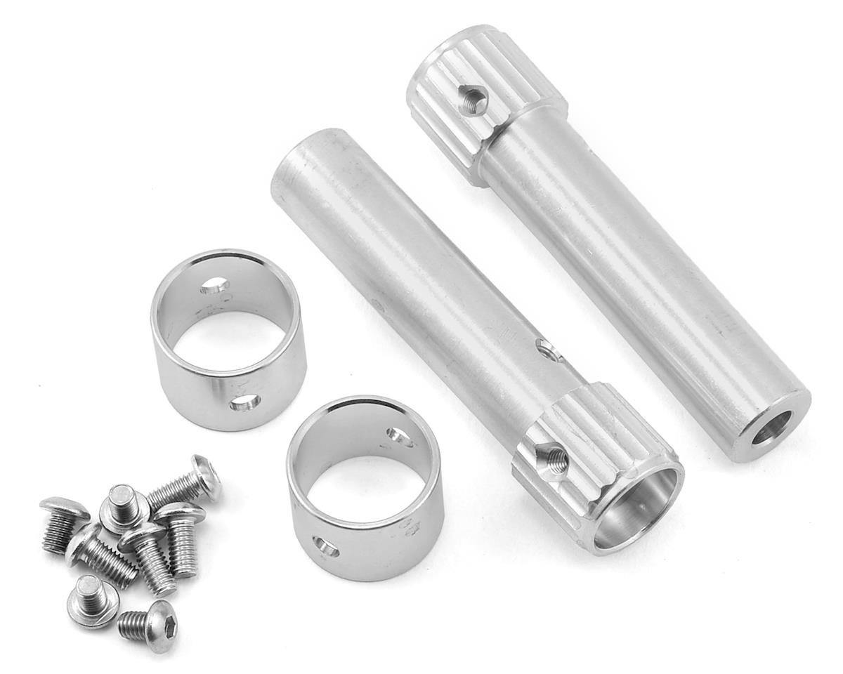 Beef Tubes SCX10 Wide XR Mod Beef Tubes (Aluminum)