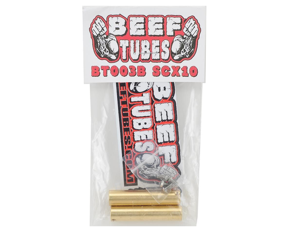 Beef Tubes SCX10 Standard Beef Tubes (Brass)
