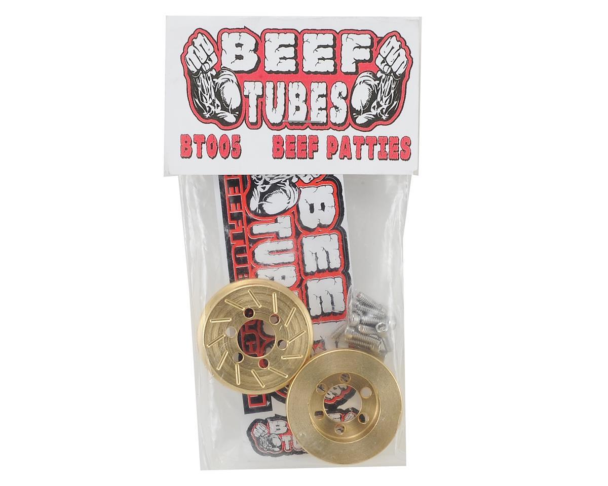 Beef Tubes Beef Patties (Brass) (2) (Vanquish SLW)