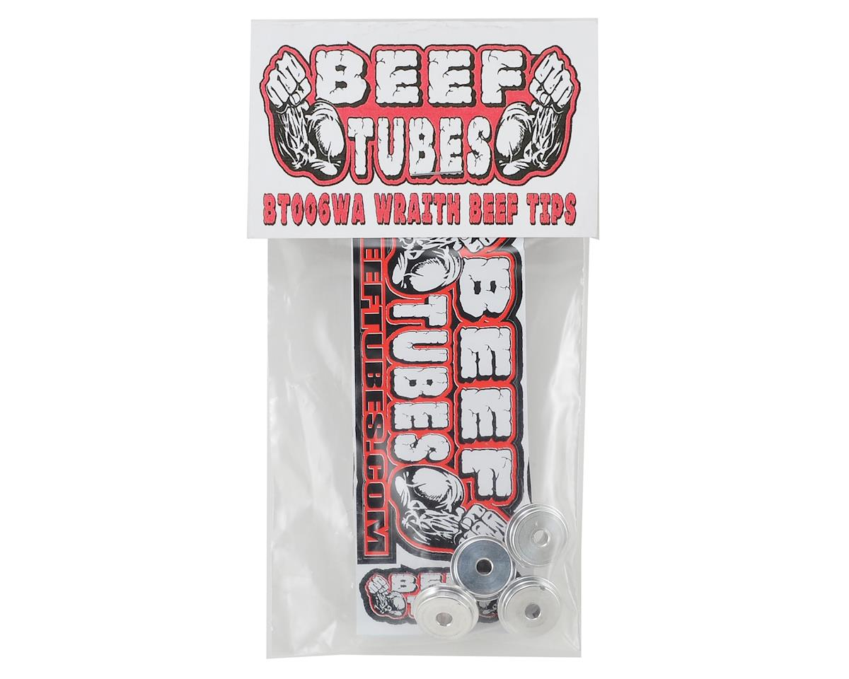 Beef Tubes Wraith/Bomber Beef Tips (Aluminum)