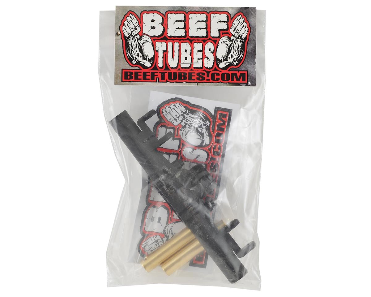 Beef Tubes Vaterra Ascender Front Beef Tube Axle Housing (Brass)